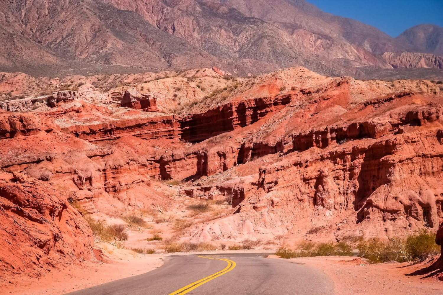 Cafayate Argentina New World Travel Road