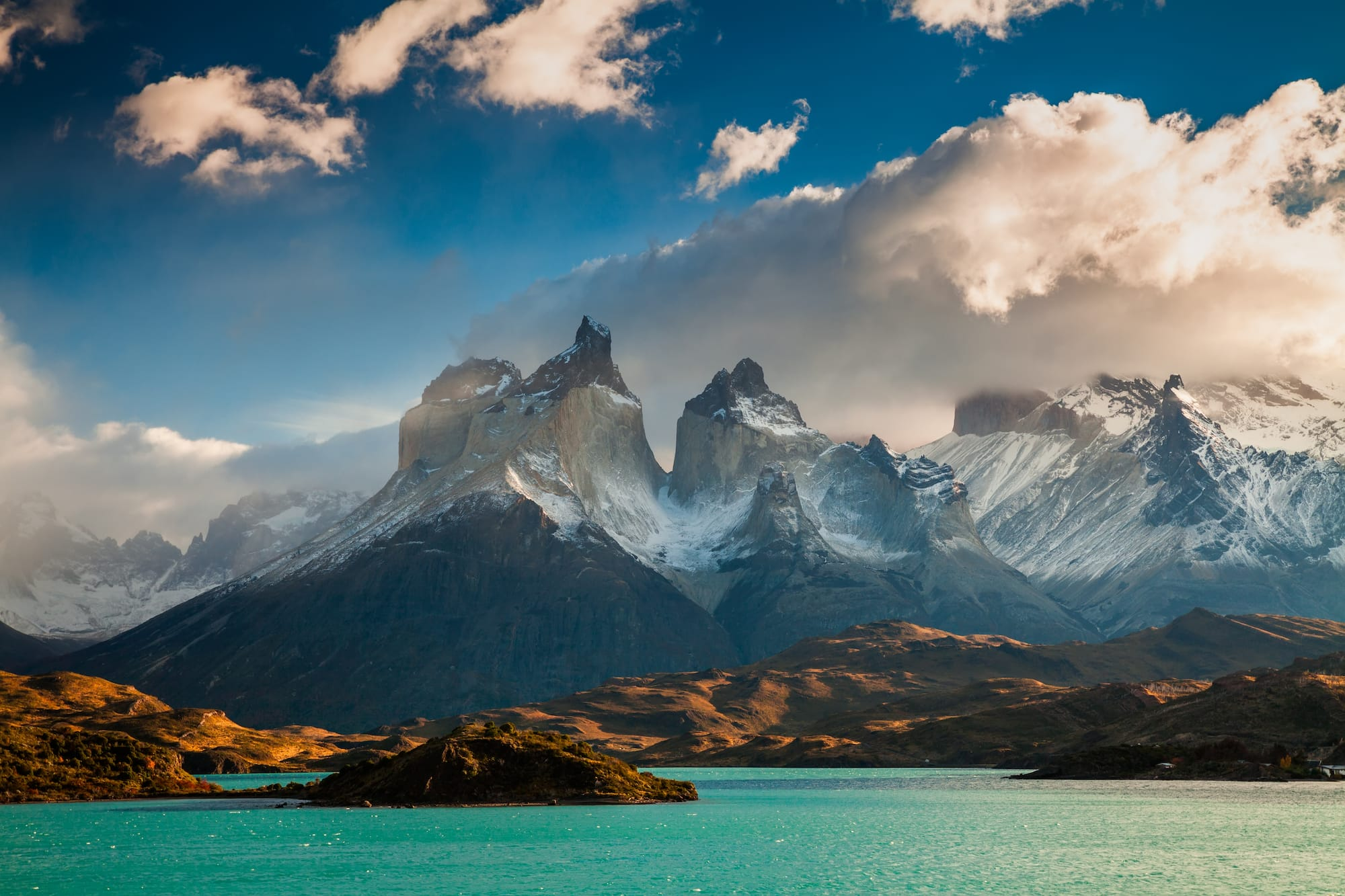 Chile destination travel New World tour