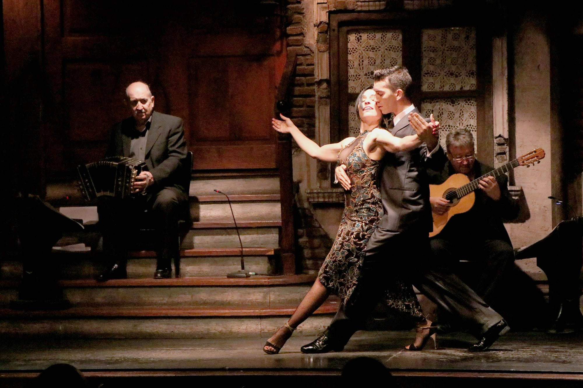 New World tango show Buenos Aires
