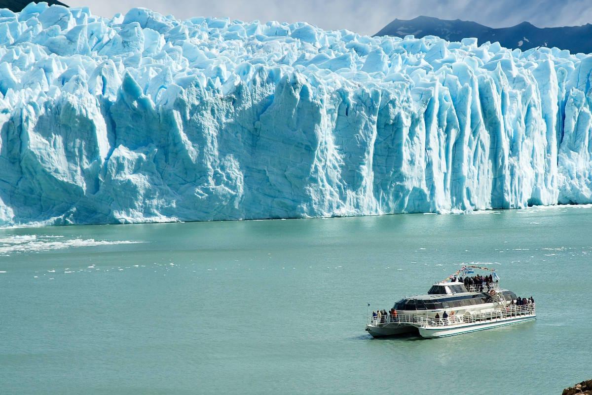 Boat trip El Calafate Perito Moreno Patagonië Patagonia